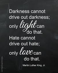 Mlk Quotes About Love Magnificent Only Love Can Do That An Extraordinary Day