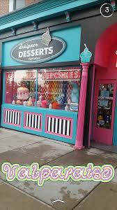 Designer Desserts Bakery Split State Cupcake Reviews