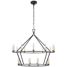 darlana large two chandeliers