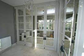 antique mirror glass dressing room modern by the effect tiles
