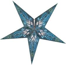 Faltbarer Advents Leucht Papierstern Weihnachtsstern Menor