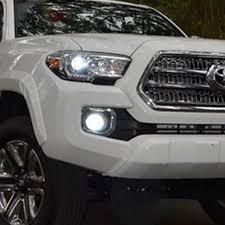 2016 - 2017 Toyota Tacoma LED FOG LIGHTS Bulb Upgrade - Supernova ...