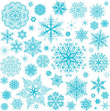 Snowflake Patterns Vector Art Free Vector Download 219 202 Free