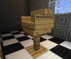 how to make a chair in minecraft. How To Make A Chair In Minecraft