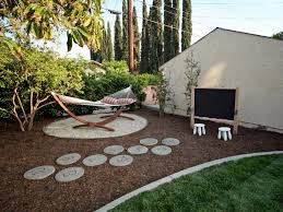 Backyard Landscape Designs On A Budget Extraordinary FamilyFriendly Outdoor Spaces HGTV