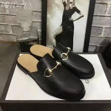 men s ghost princetown leather slipper sandal slingback