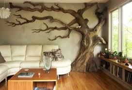 interior wall design ideas 24 modern interior decorating ideas incorporating tree wall art on wall art wooden tree with interior wall design ideas 24 modern interior decorating ideas