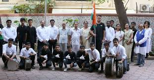 Secondary Group National Days Chembur English High School