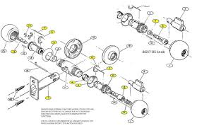 Door knob parts diagram backyards locks and knobs terminology ...