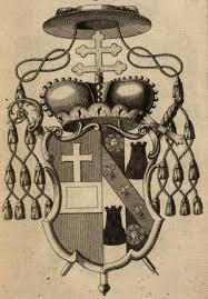 Cristoph Anton Graf Migazzi - Arms, armoiries, escudo, wappen, crest of  Cristoph Anton Graf Migazzi,