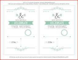 Elegant Wedding Invitations Templates Free Collection Of Free