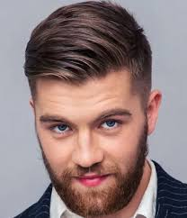 The comb over haircut is a style in which the hair is combed to one side and paired with a hard side part. The 50 Trendy Men Hairstyles To Look Hot In 2021 Best Men Haircuts