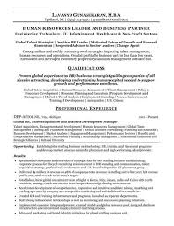 Human Resources Business Partner Resumes Templates Pinterest