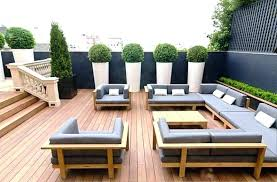 modern balcony furniture. Modern Balcony Furniture Image Of Deck Sofas Backyard . E
