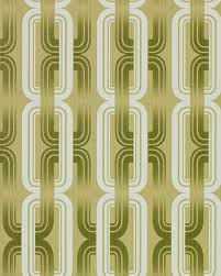 Behangpapier Groen Retro Modern Google Zoeken Patterns