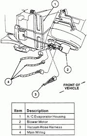 Mercury Mountaineer Air Conditioning Diagram