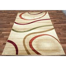 red and green area rugs orange and green area rugs modern tangy swirls area rug in beige with red green orange swirls contemporary hallway runner wooden