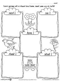 Five Senses Coloring Page Fresh Five Senses Coloring Page Free