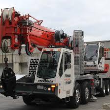 Grove Tms9000e 110 Ton Hydraulic Truck Crane