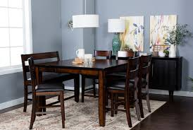 Rocco 9 Piece Extension Counter Set - Living Spaces