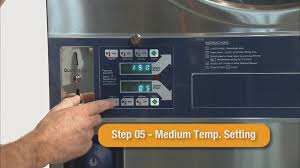 service videos support dexter laundry programming the dexter stack dryer