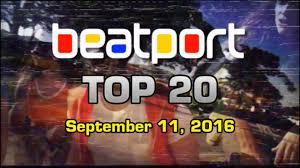 Top 20 Edm Songs Dj Tracks September 11 2016 Beatport Chart