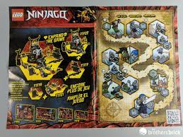 LEGO Ninjago 71722 Skull Sorcerer's Dungeons Review 11   The Brothers Brick