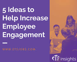 5 Ideas To Help Increase Employee Engagement This Holiday