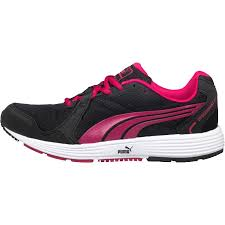 puma shoes pink and black. cheap sellers puma womens black pink running shoes descendant v2 neutral and a