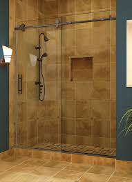 shower doors at tub shower doors neo angle shower doors