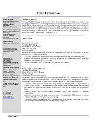 Resume Healthcare Analyst Resume