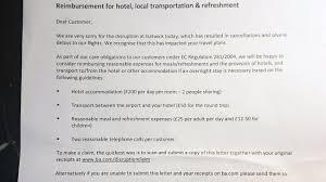 Ba Happy To Consider Reimbursing Reasonable Expenses Itv News