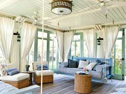 Delighful Sunroom Decorating Ideas Window Treatments How To A Decor Intended Inspiration