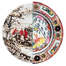 seletti hybrid dinner plates  bowls  noveltystreet