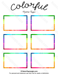 Name Templates Printable Pin By Muse Printables On Name Tags At Nametagjungle Com