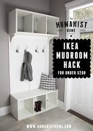 Building A Coat Rack Bench Brilliant Best 100 Ikea Entryway Ideas On Pinterest Diy Coat Rack 99