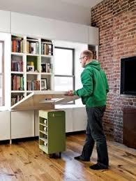 19 meilleures images du tableau Bureau rabattable | Fold away desk ...