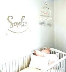 letters for baby room wall decor nursery girl w