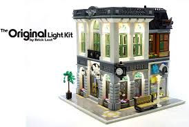 Parisian Restaurant Lighting Kit Brick Loot Led Lighting Kit For Your Lego Brick Bank Set 10251 Lego Set Not Included