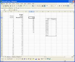 how to make a histogram in excel how to create a histogram in excel ten common nyfamily