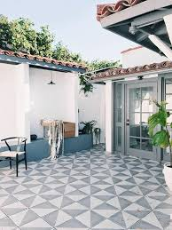 phenomenal patio tile idea 60 best outdoor image on deck balcony and cement project staycation slate saltillo pattern design floor stone porcelain