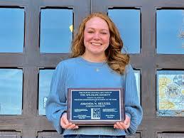Heltzel Named Wildlife Undergraduate Student of the Year by TWS