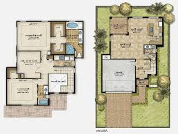 small 2 story modern house plans you design image home pinoy