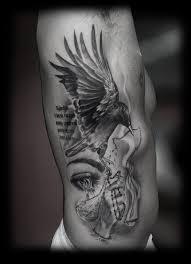 Galleria Tatuaggi Realistici Chicani Noir Foto