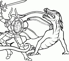 knights coloring pages knight horse05 page free throughout