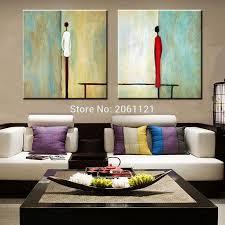 Modern Living Room Paintings Aliexpresscom Buy Modern Living Room Decoration Wall Painting
