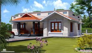 Kerala Home Design One Floor Plan Single Floor Feet Home Design Kerala House Plans 67393