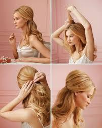 účesy Pro Polodlouhé Vlasy Na Ples