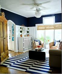 Bedroom  Dazzling Brown Neutrals Board Batten Living Room Navy And White Living Room