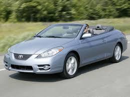 Toyota Camry Solara Convertible 2006 Design Interior Exterior Car ...
